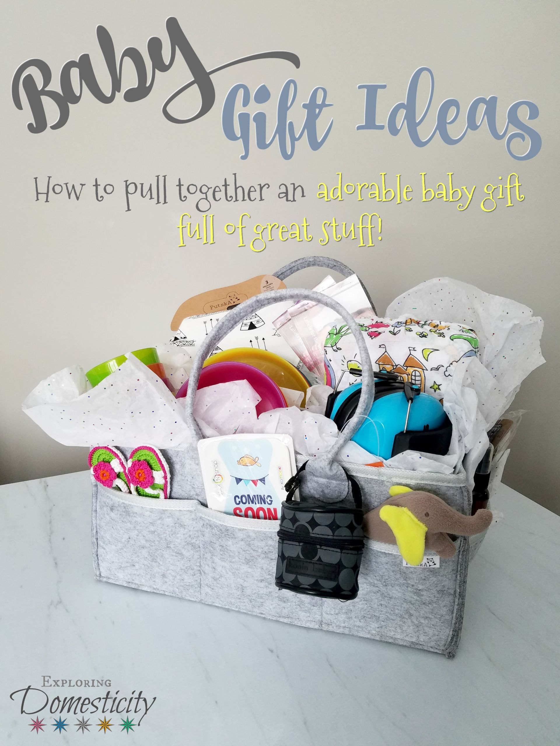 Baby Photo Gift Ideas  Baby Gift Ideas Must Haves for Babies ⋆ Exploring