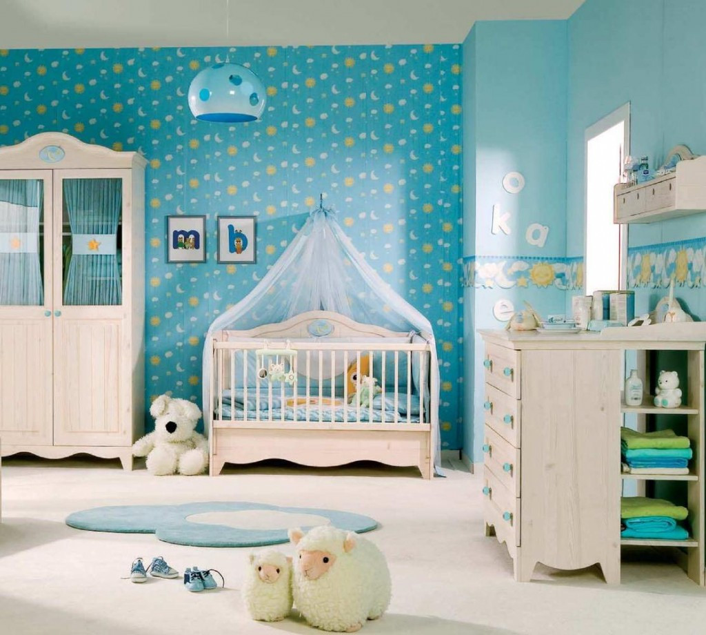 Baby Room Wall Decorating Ideas  Wel e Your Baby With These Baby Room Ideas MidCityEast