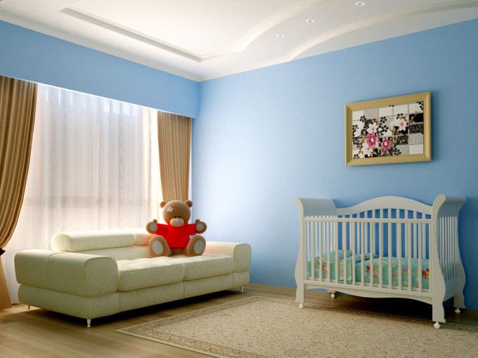 Baby Room Wall Decorating Ideas  Baby Room Wall Décor Ideas Tips for Careful Parents