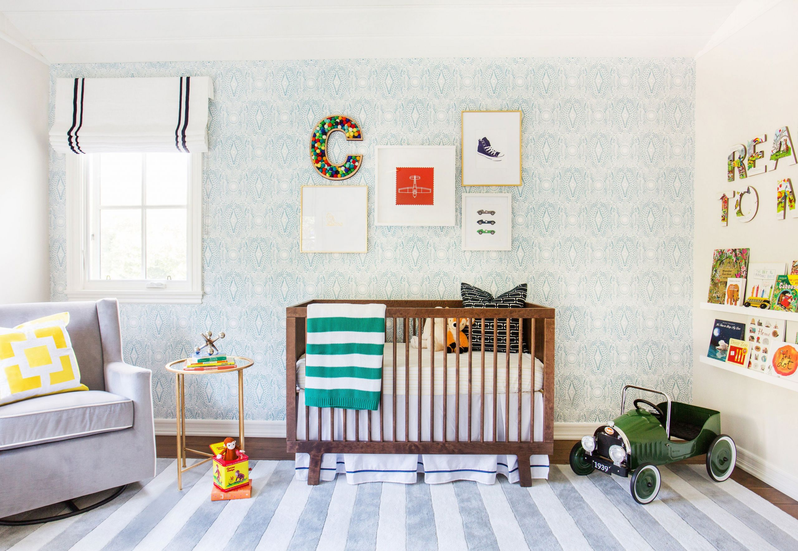 Baby Room Wall Decorating Ideas  3 Wall Decor Ideas Perfect for Kids' Rooms s