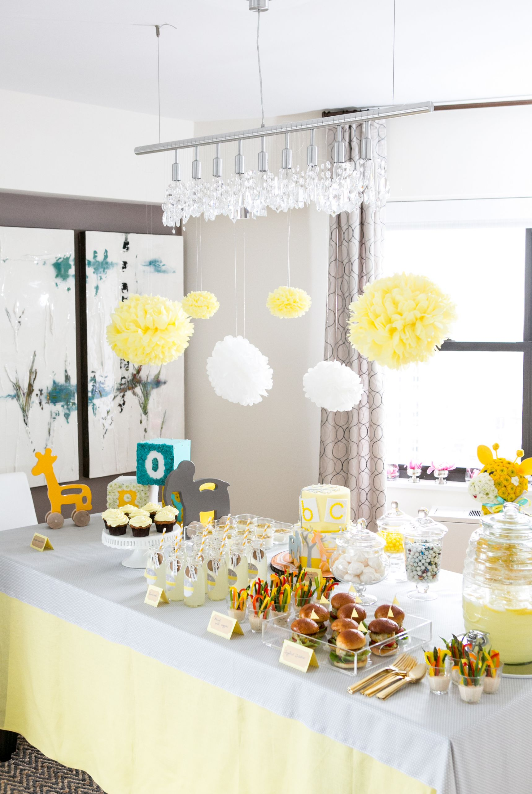 Baby Shower Decoration Ideas At Home  Tips for Hosting The Perfect Baby Shower