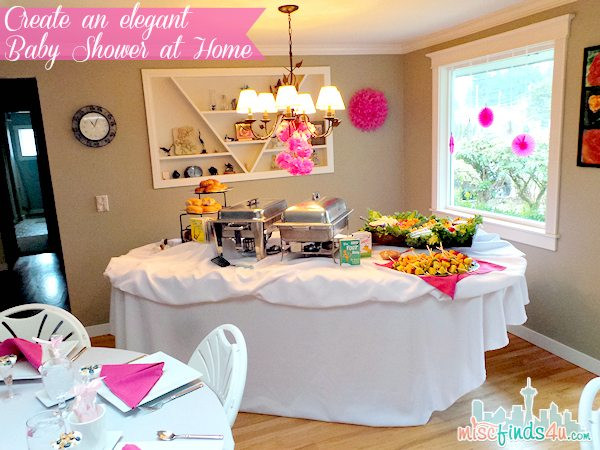 Baby Shower Decoration Ideas At Home  Baby Shower Ideas Party Rentals Baby to Boomer Lifestyle