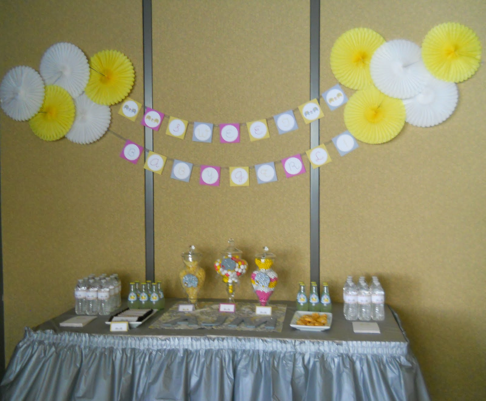 Baby Shower Decoration Ideas At Home  baby shower decoration ideas Interior Home Design