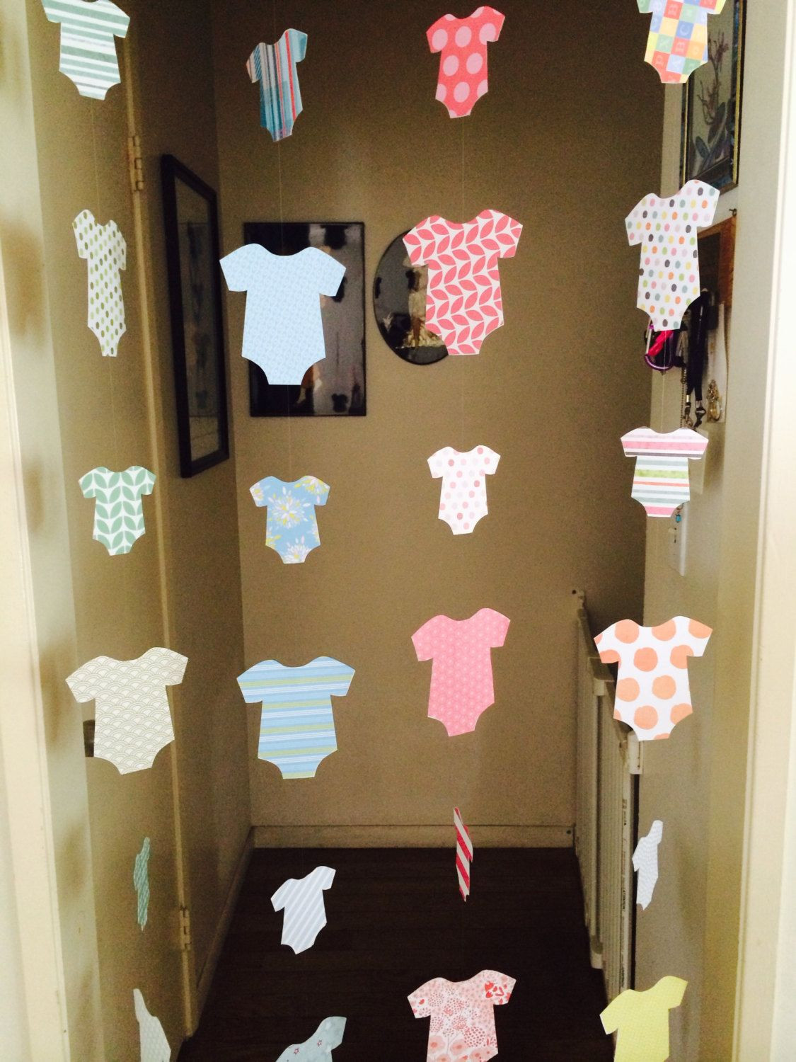 Baby Shower Decoration Ideas At Home  Pin on Baby shower