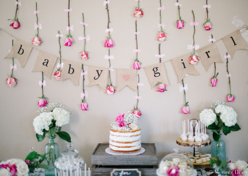 Baby Shower Decoration Ideas For A Girl  15 Decorations for the Sweetest Girl Baby Shower