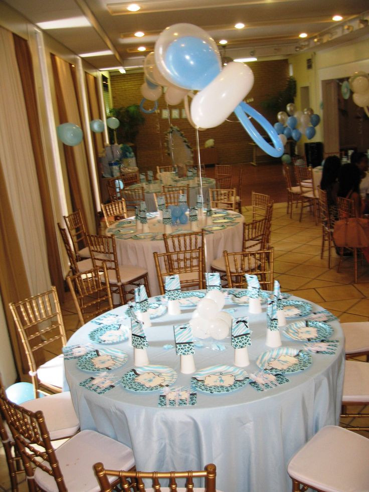 Baby Shower Table Decoration Ideas  Baby Shower Table Decor