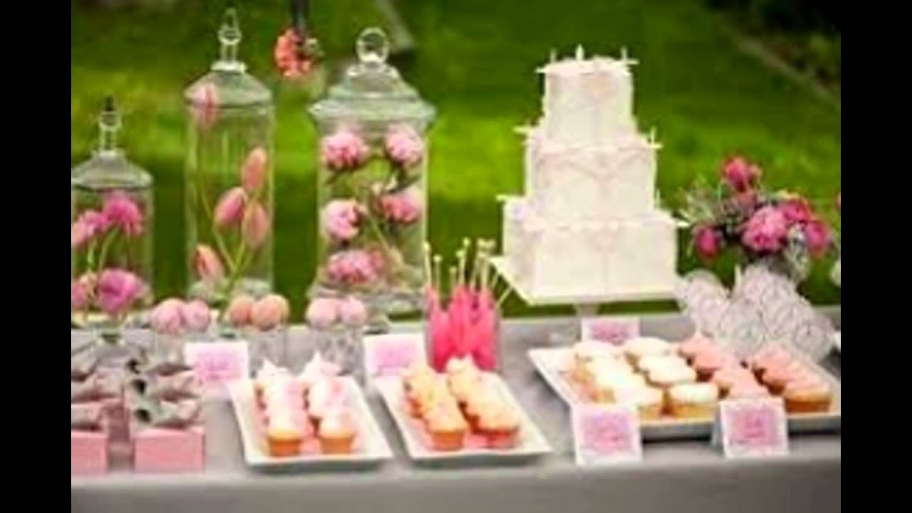 Baby Shower Table Decoration Ideas  baby shower table decorations