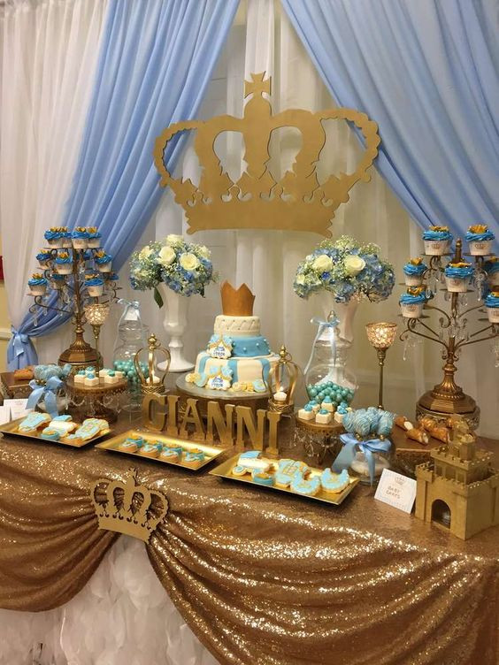 Baby Shower Table Decoration Ideas  93 Beautiful & Totally Doable Baby Shower Decorations