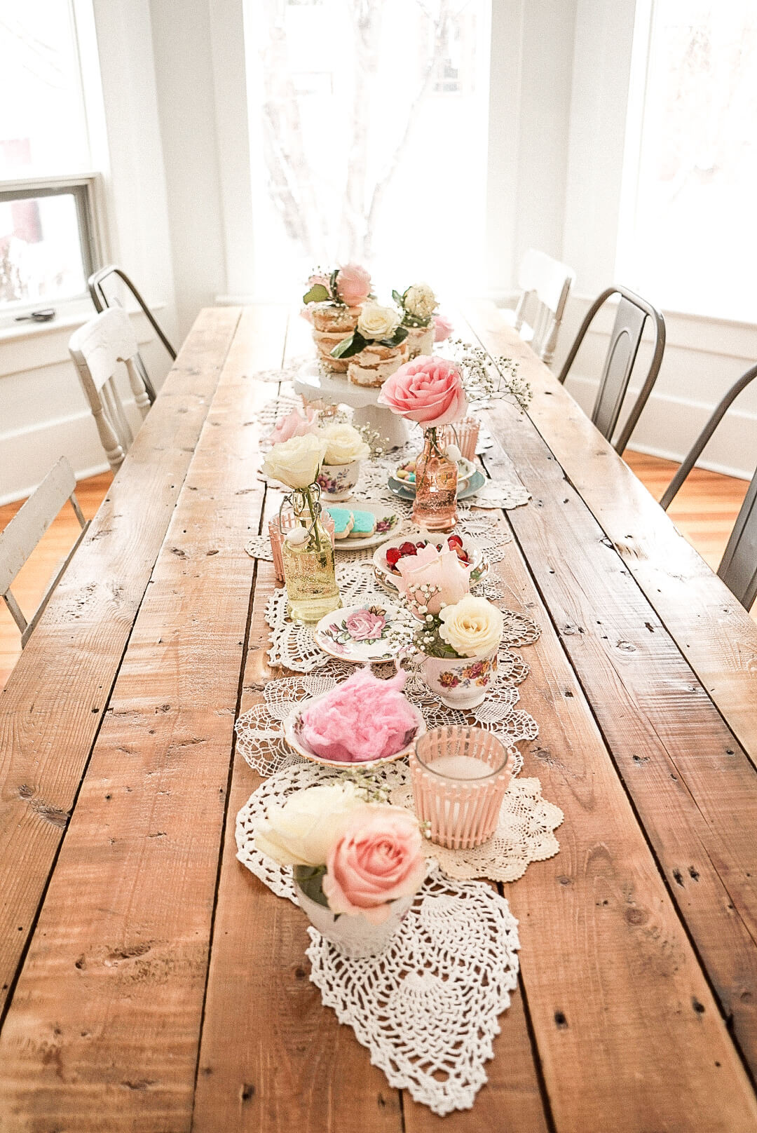 Baby Tea Party  Tea Party Baby Shower Vintage Society Co