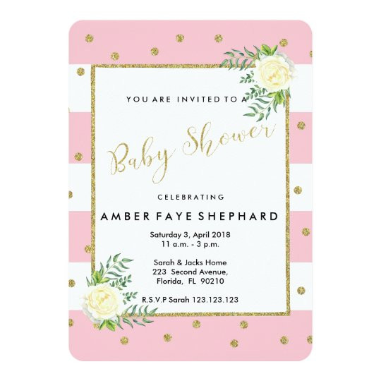 Baby Welcome Party Invitation  Baby Shower invite Baby it s cold outside Girl