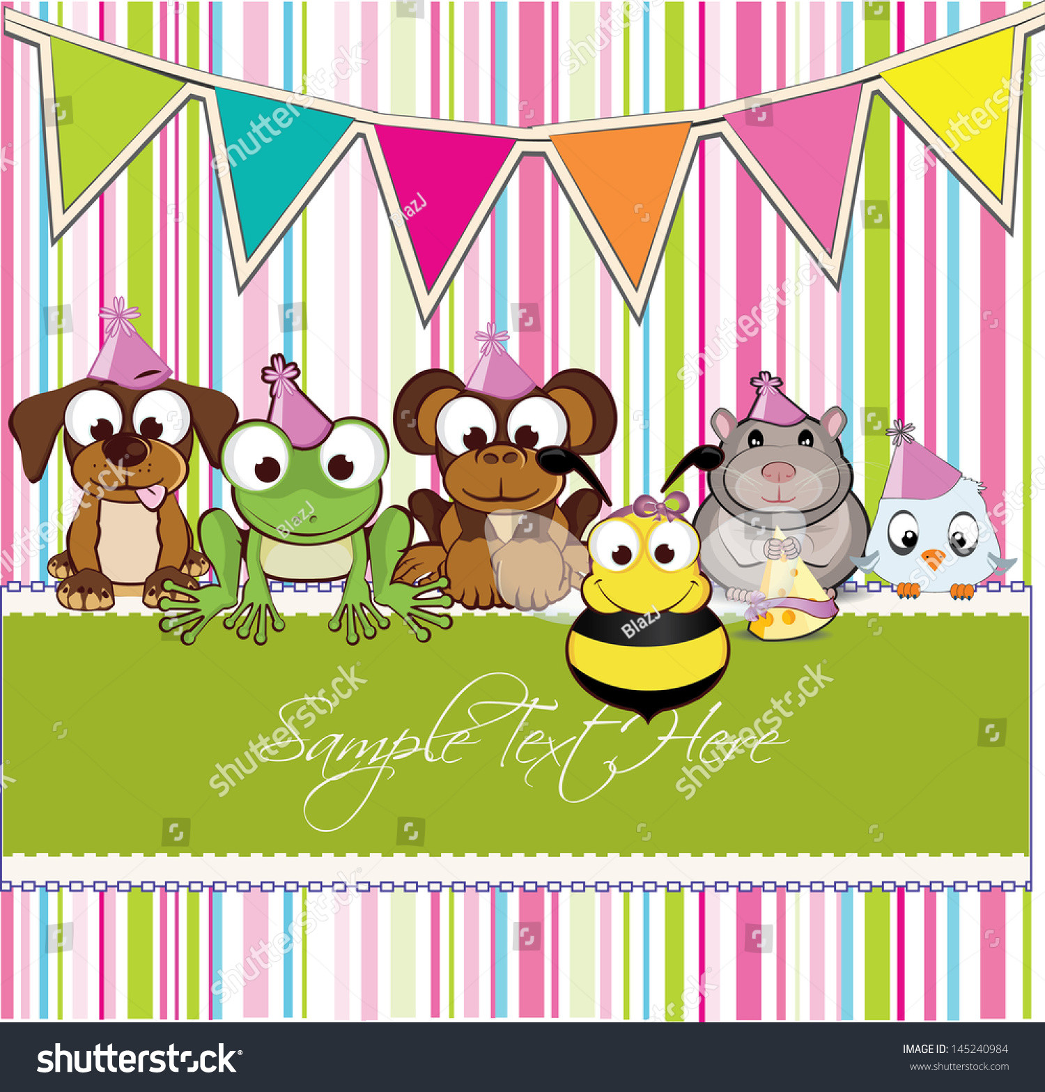 Baby Welcome Party Invitation  Invitation Card Wel e Baby Birthday Party Stock