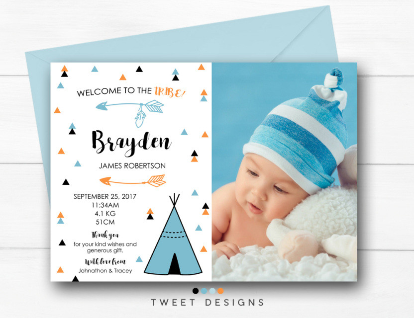 Baby Welcome Party Invitation  line Invitations Christening Invitations Baby Shower
