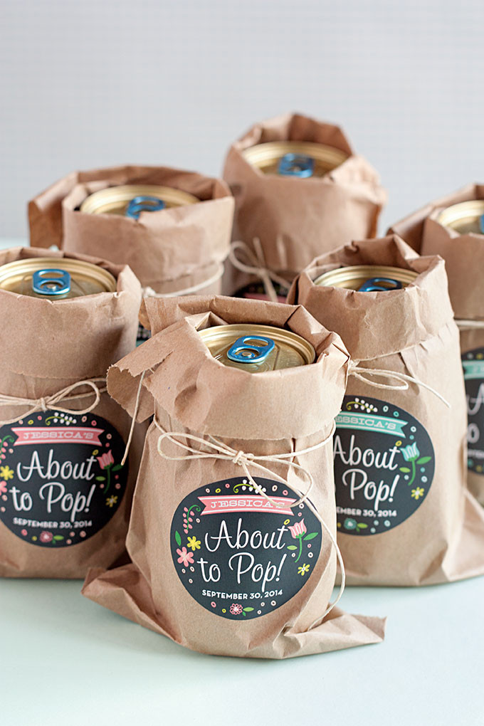 Babyshower Gift Ideas  3 Easy Baby Shower Favor Ideas Evermine Occasions