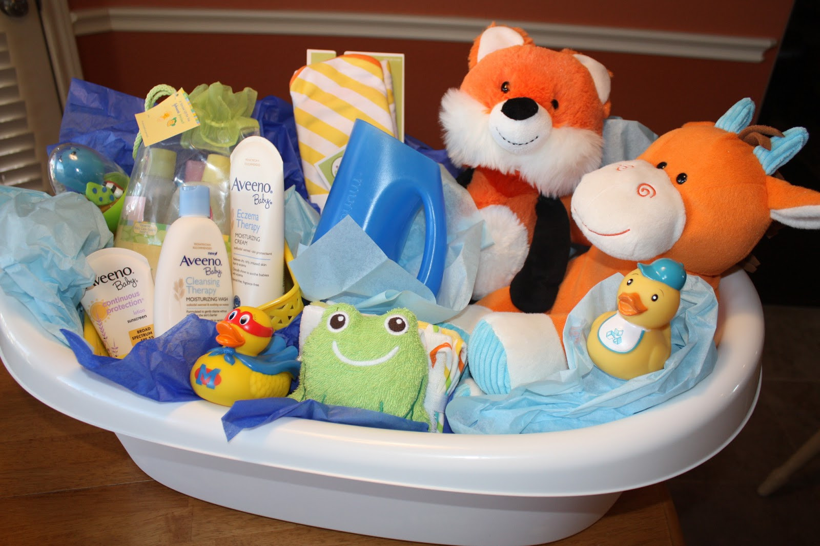 Babyshower Gift Ideas  The Ultimate $5 99 Baby Shower Gift