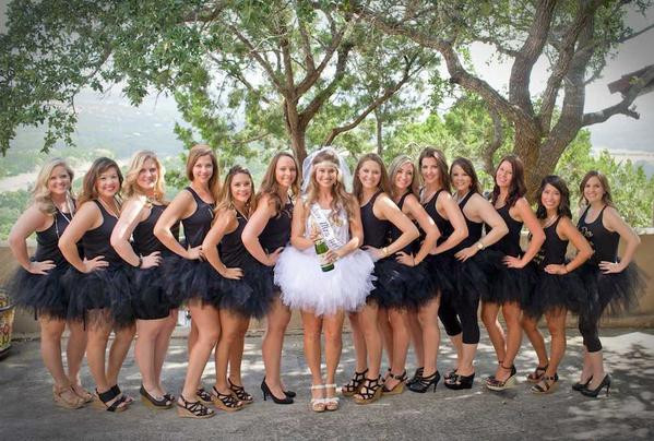 Bachelorette Party Dress Up Ideas  18 Totally Adorable Bachelorette Party Outfits – Stag & Hen