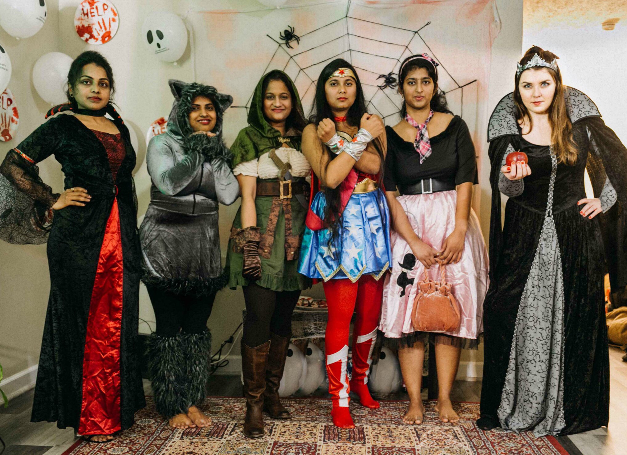 Bachelorette Party Dress Up Ideas  Top 5 Scary Fun Halloween Bachelorette Party Ideas