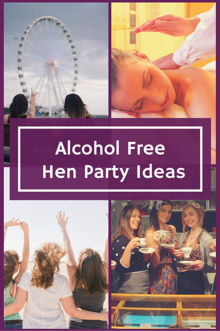 Bachelorette Party Ideas For Pregnant Bride  Alcohol Free Hen Party Ideas to Suit Every Personality