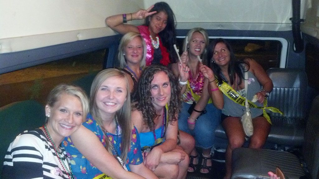 Bachelorette Party Ideas In Ohio  Another group of girls having a bachelorette party at Put