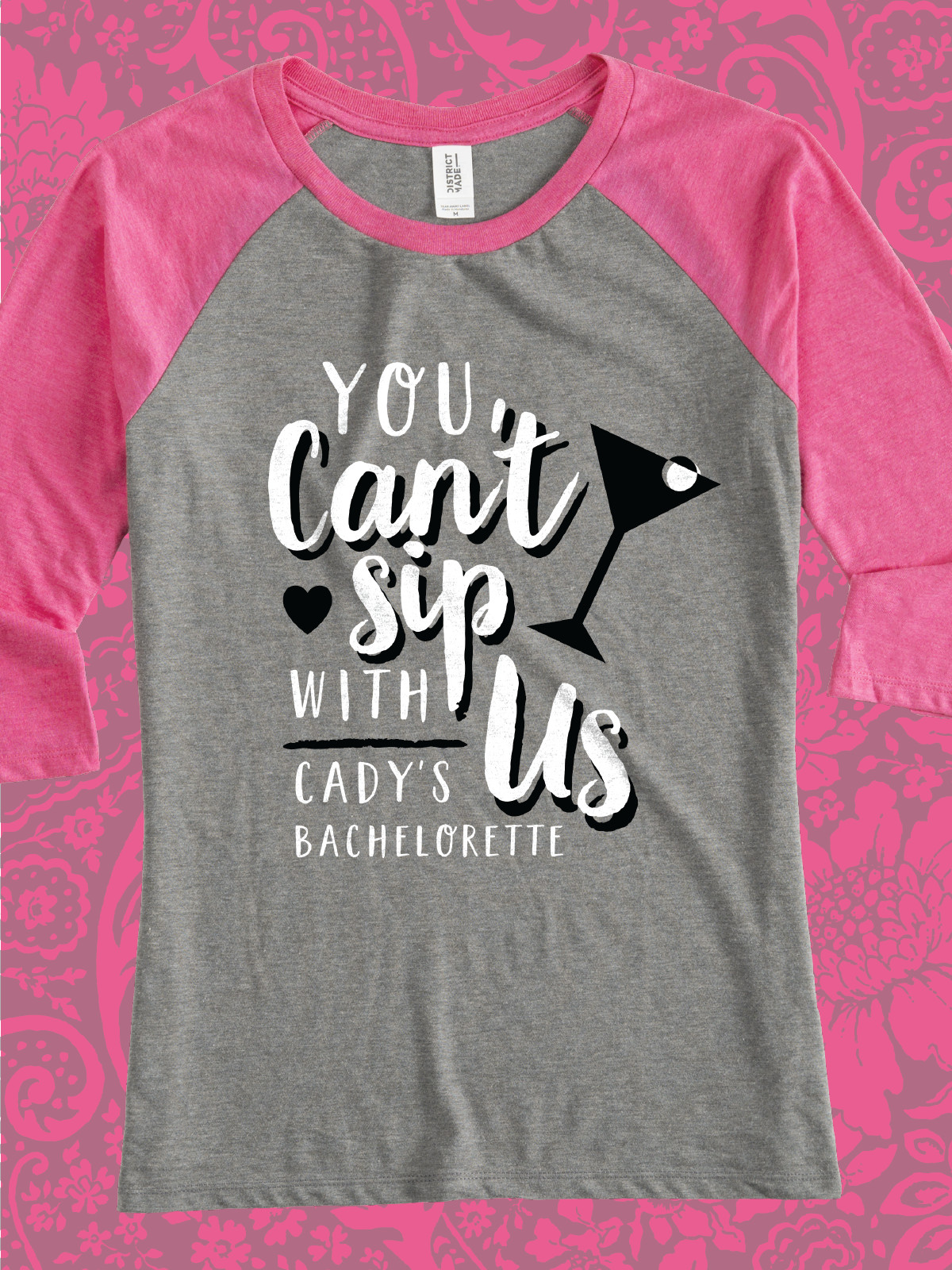 Bachelorette Party T Shirt Ideas  Funny and Trendy Bachelor & Bachelorette Party Shirts
