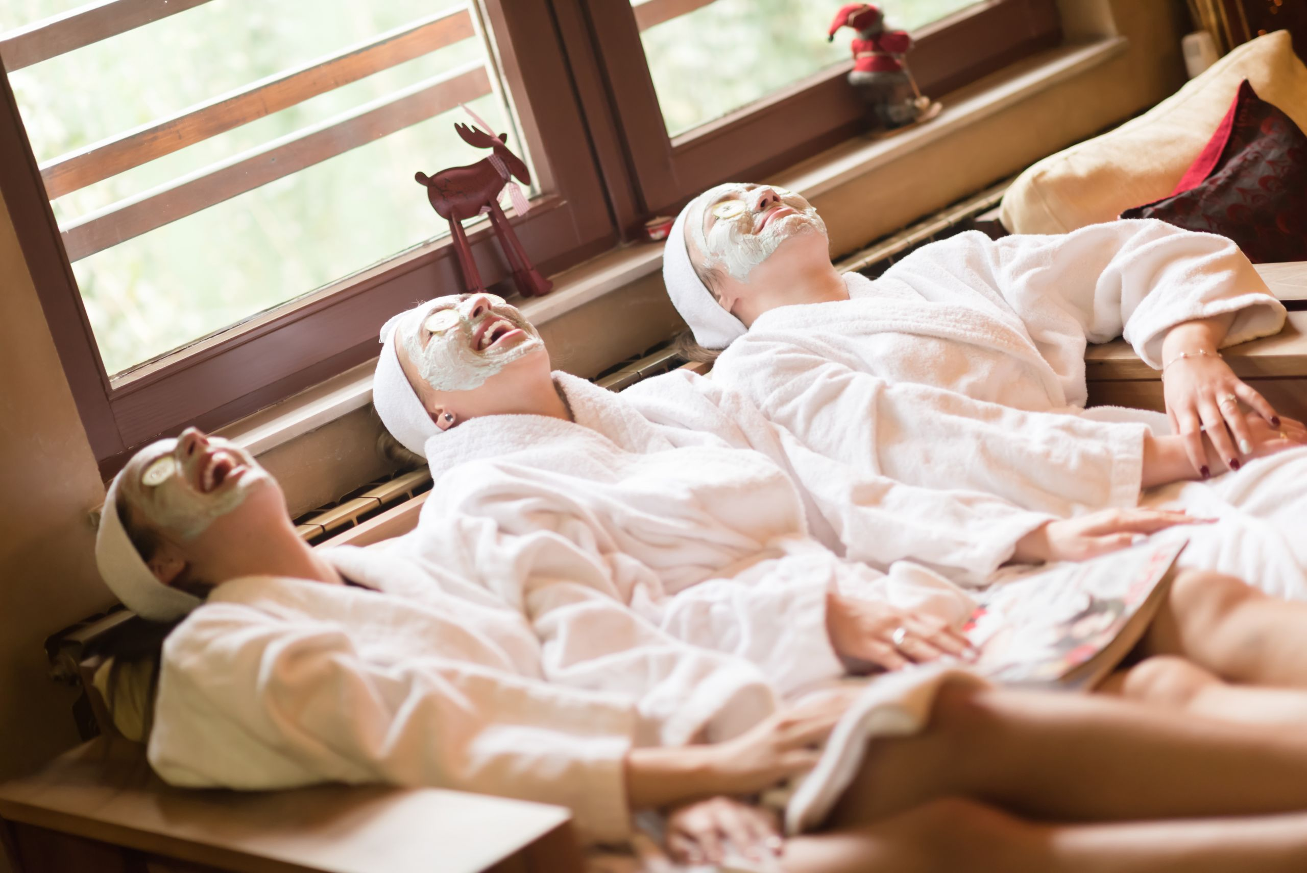 Bachelorette Spa Party Ideas  Best Massage Laser Boutique Spa Therapy at Unwind Spa