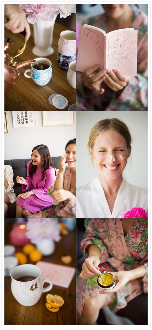 Bachelorette Spa Party Ideas  Pin by Rae Burgess on Maid of Honor