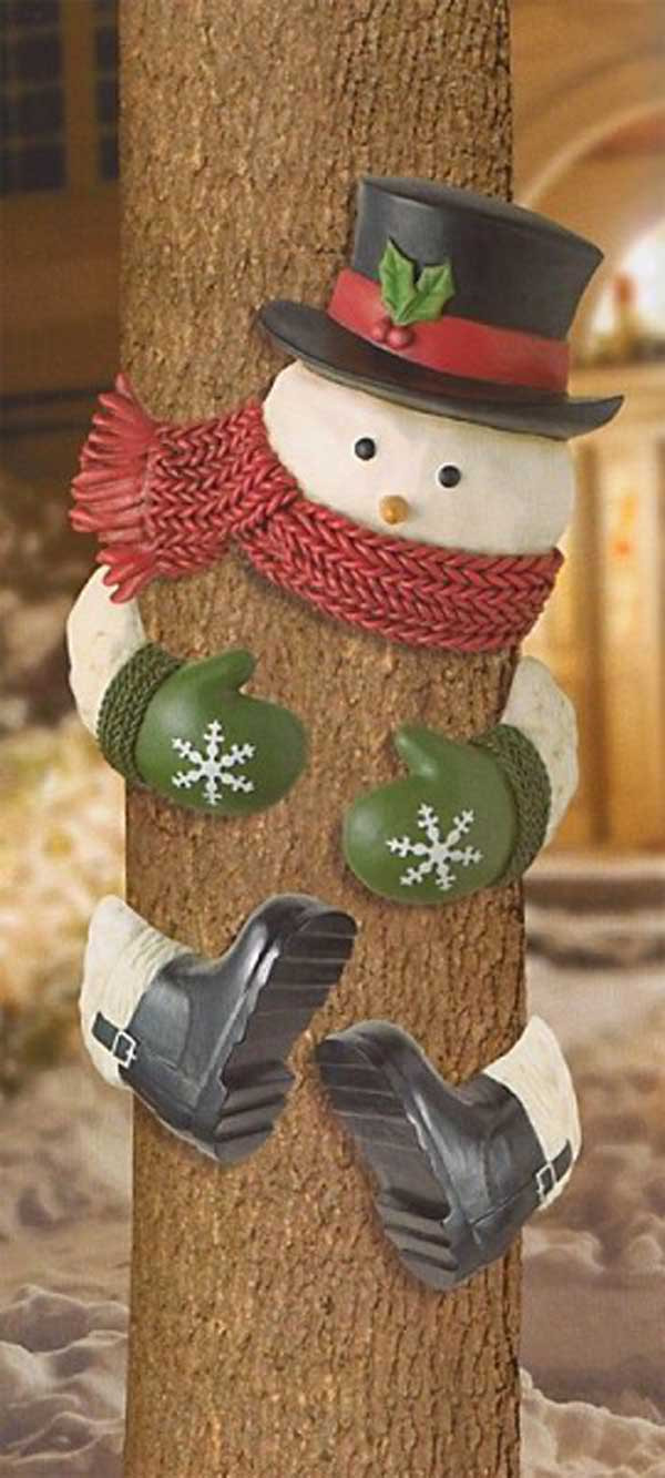 Backyard Christmas Decorations  10 Fun Christmas Decorations For Your Garden Yard