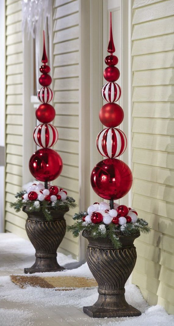Backyard Christmas Decorations  20 Best Outdoor Christmas Decorations