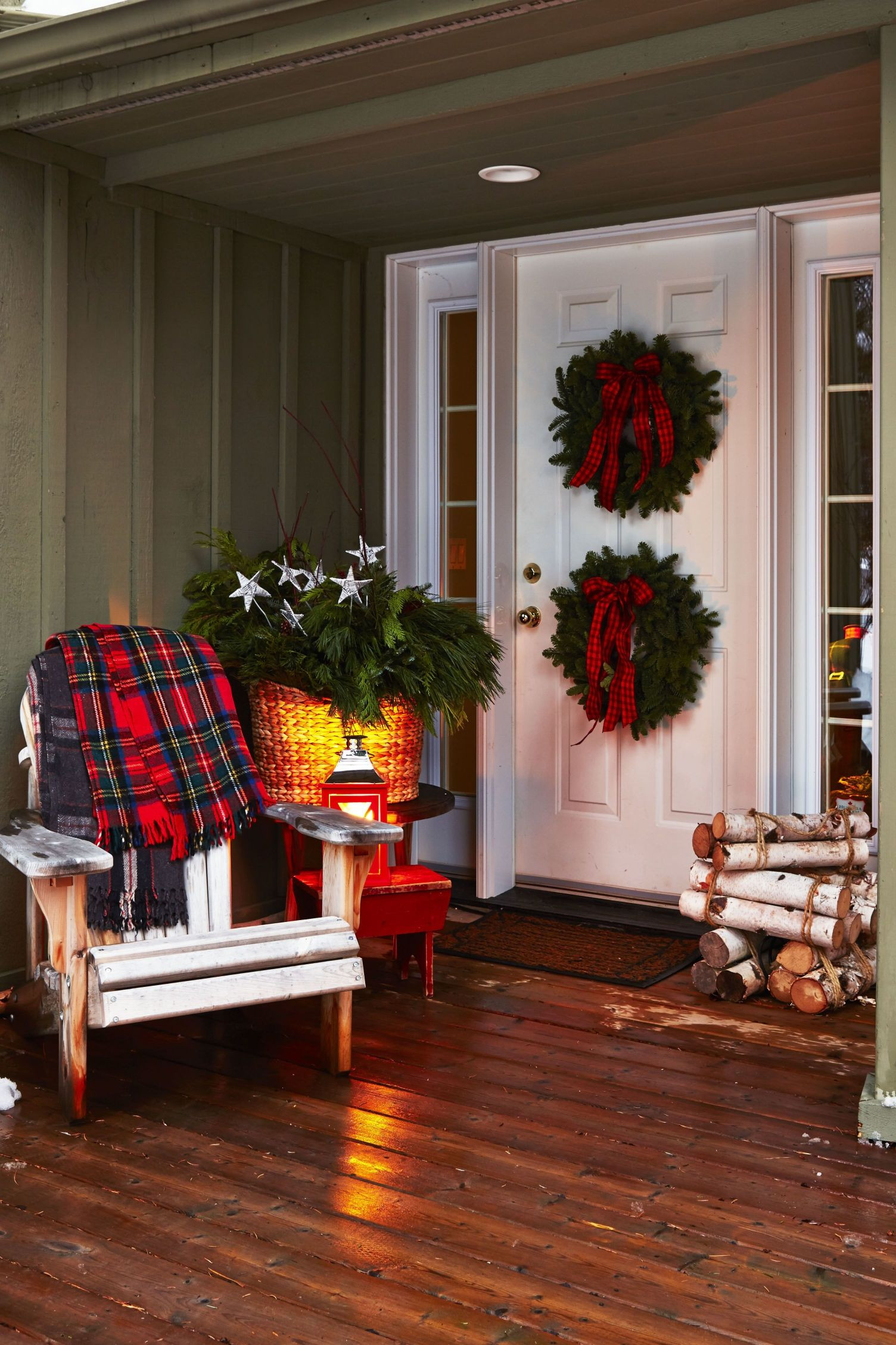 Backyard Christmas Decorations  30 Best Outdoor Christmas Decorations Ideas