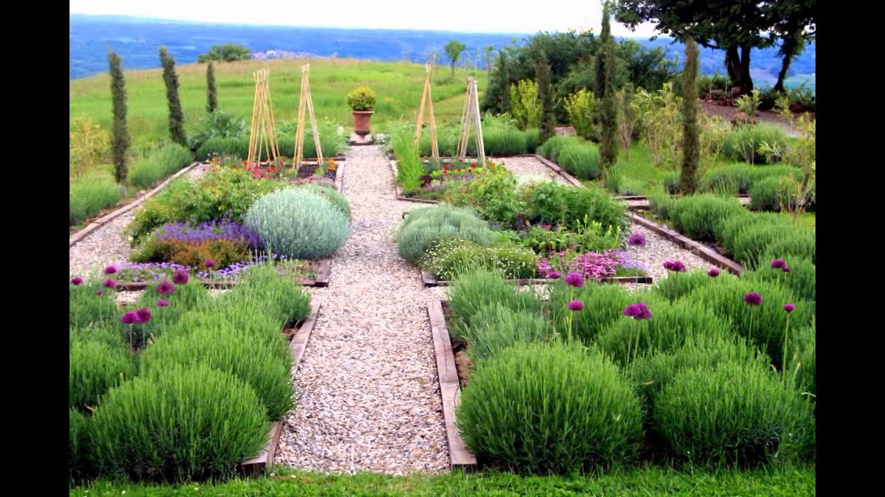 Backyard Farm Ideas  Alluring Farmhouse Landscape Designs and Plans for Country