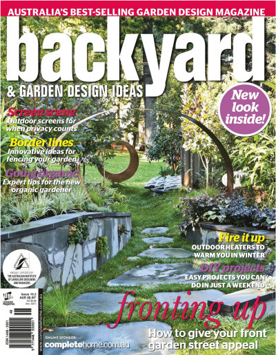 Backyard Living Magazine  Backyard living magazine subscription