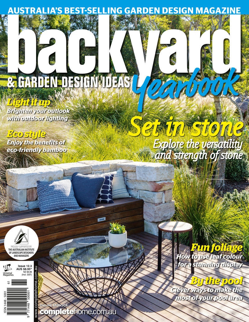 Backyard Living Magazine  Backyard living magazine website