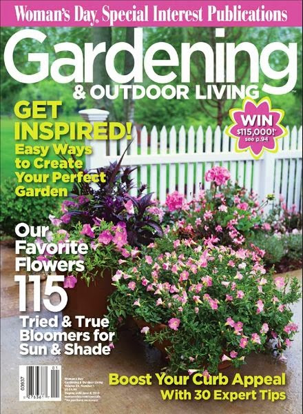 Backyard Living Magazine  Gardening & Outdoor Living Vol 20 No 1