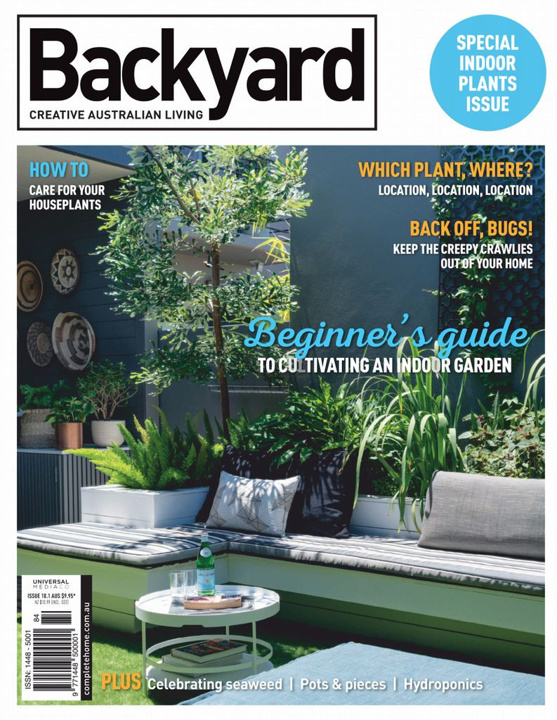 Backyard Living Magazine  Backyard and Outdoor Living Magazine Digital