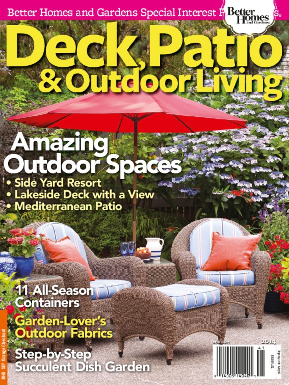 Backyard Living Magazine  Deck Patio & Outdoor Living Magazine Digital