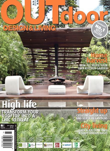 Backyard Living Magazine  Download Outdoor Design & Living Magazine 23rd Edition