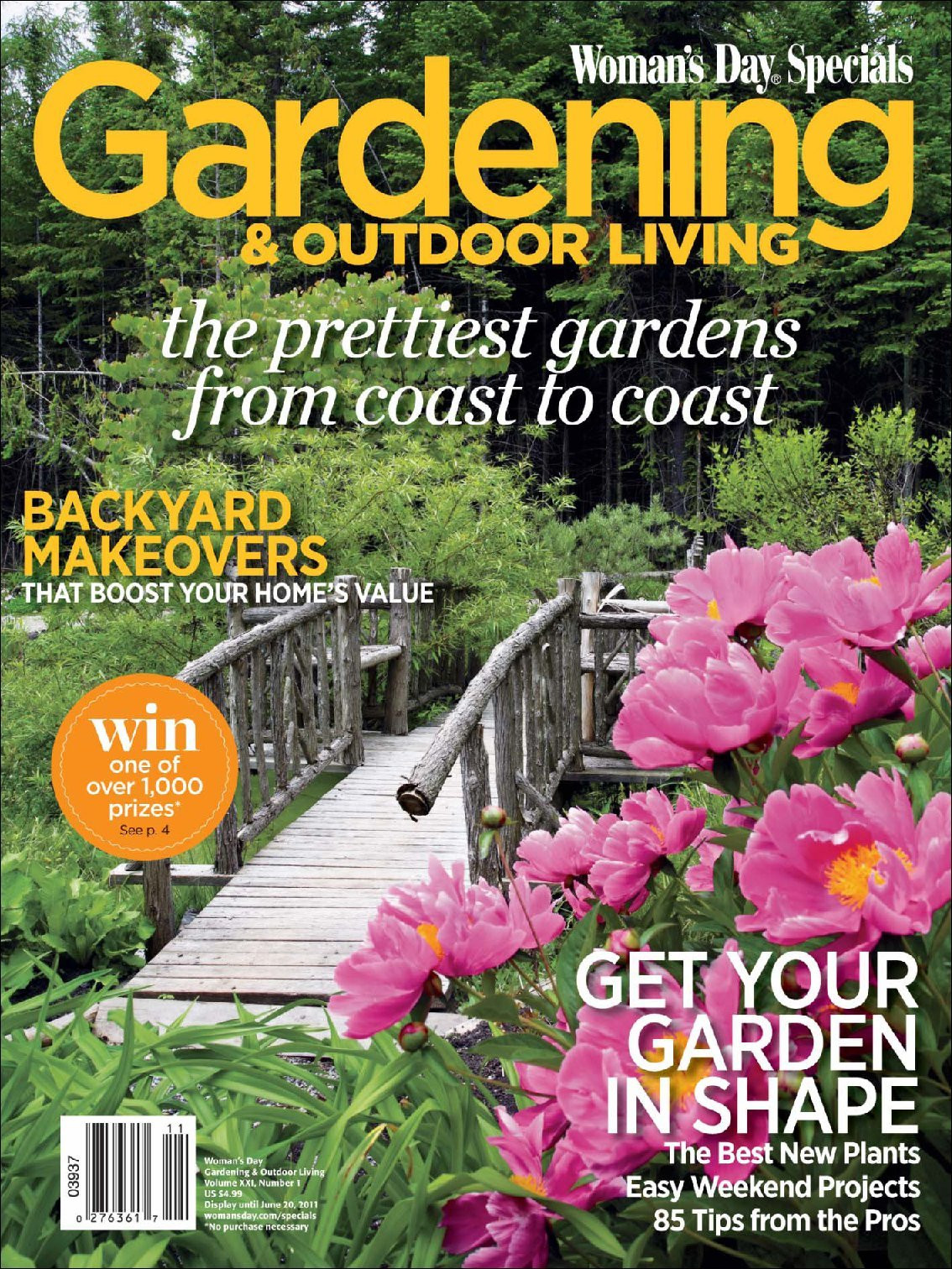 Backyard Living Magazine  Gardening & Outdoor Living Magazine Digital Subscription