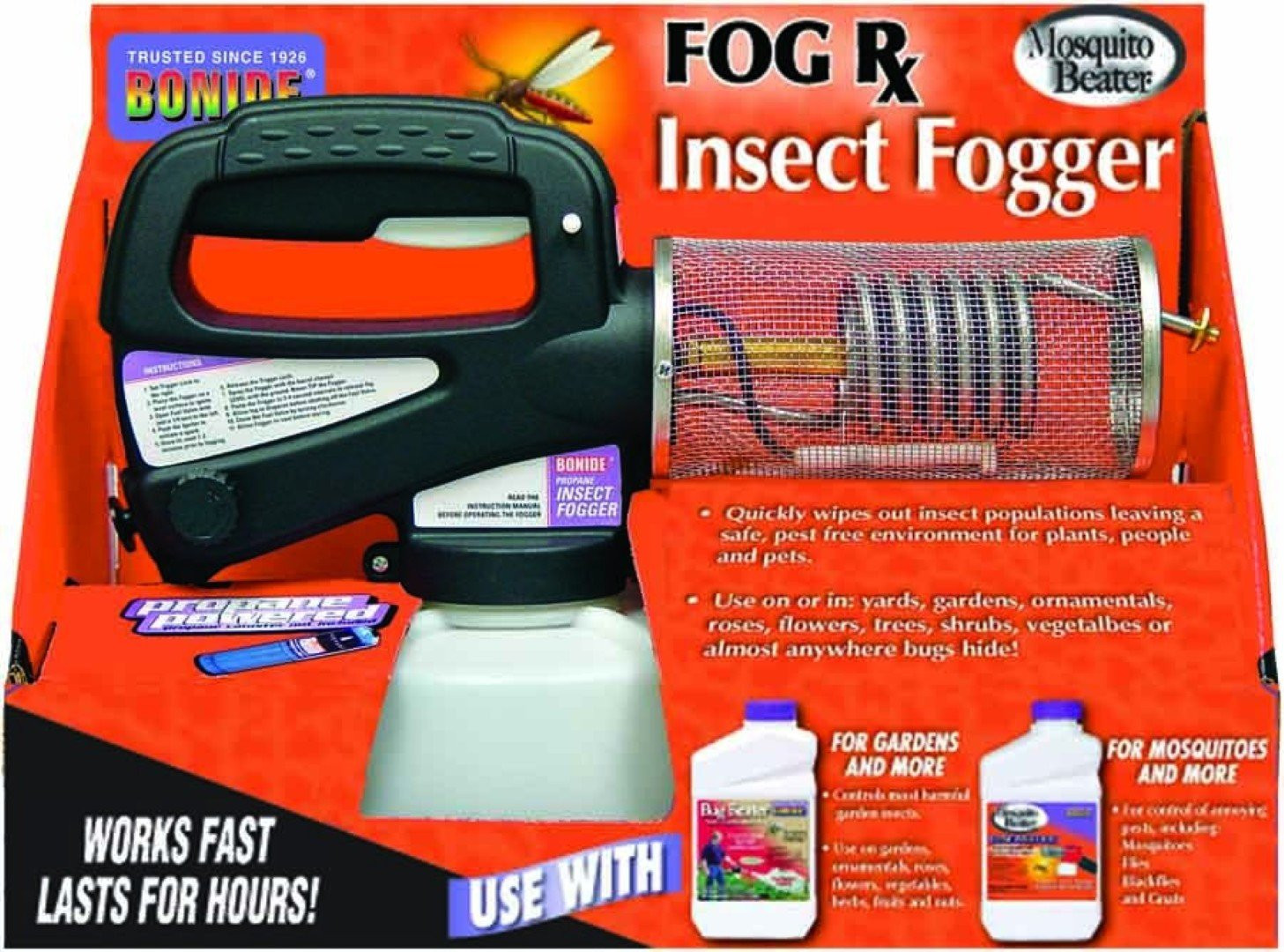 Backyard Mosquito Foggers  5 The Best Mosquito Fogger To Protect Your Garden Home