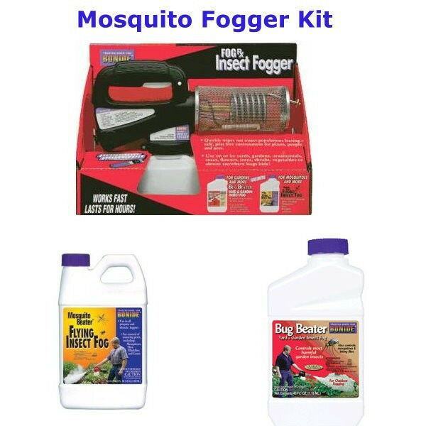 Backyard Mosquito Foggers  Insect Mosquito Fogger Kit Yard Insect Mosquito Fly Fogger