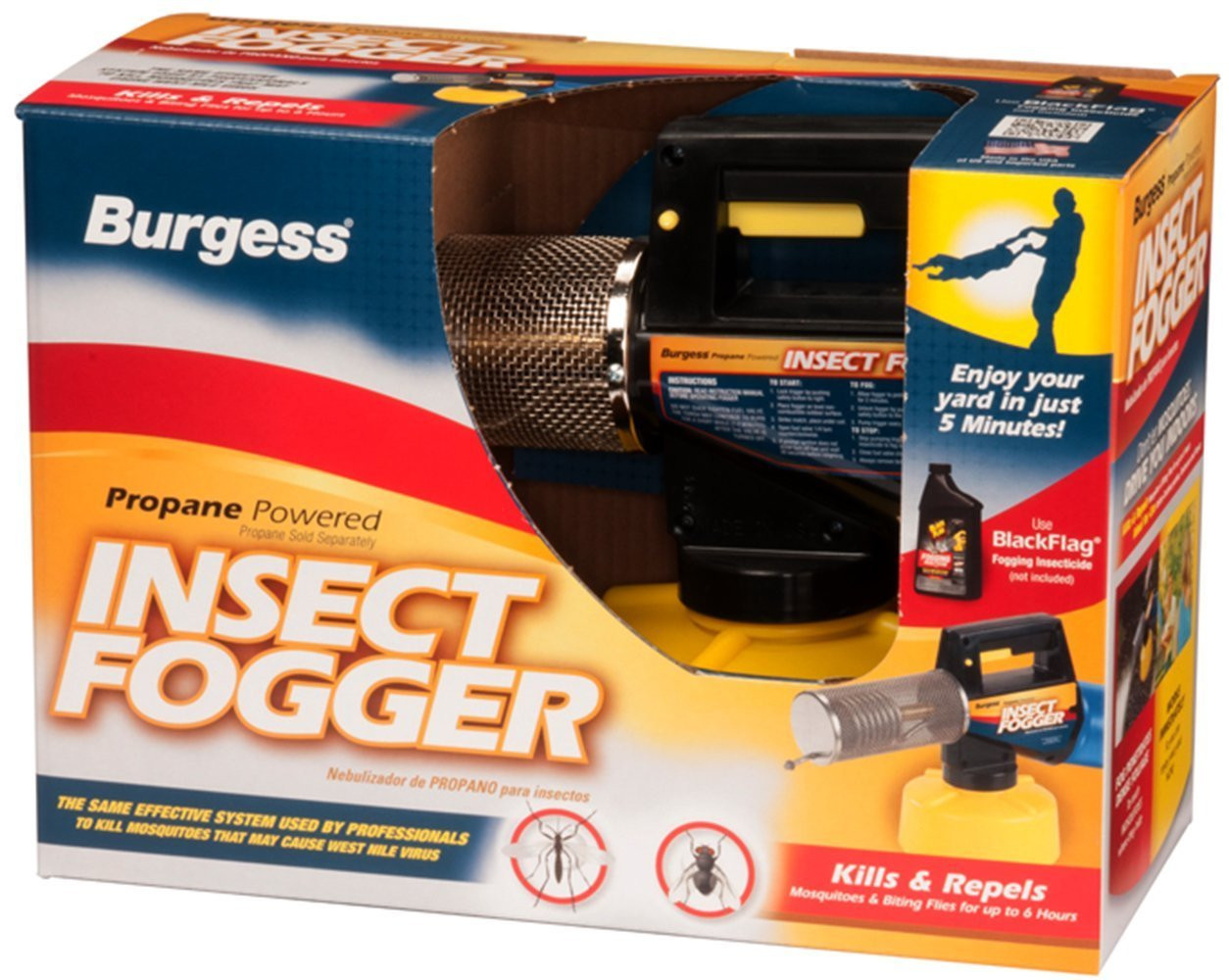 Backyard Mosquito Foggers  Best Rated in Pest Control Foggers & Helpful Customer