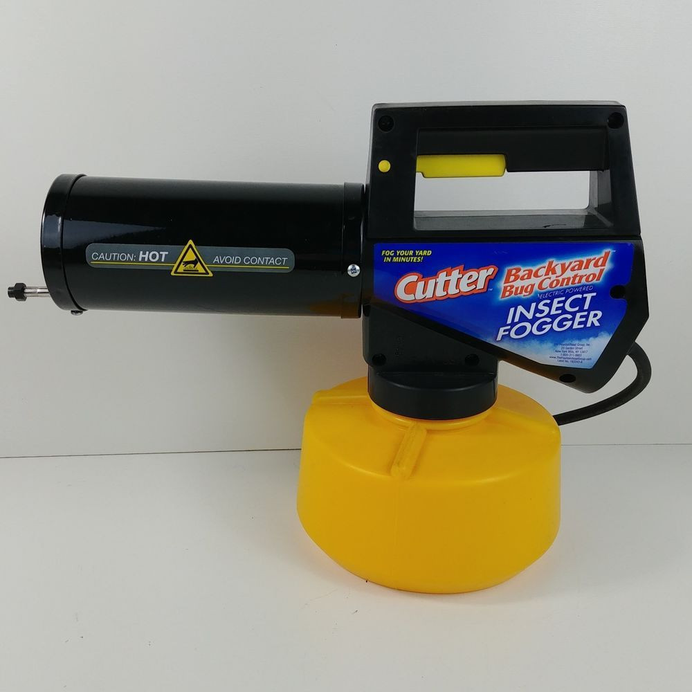 Backyard Mosquito Foggers  Details about Cutter Backyard Bug Control Outdoor Fogger