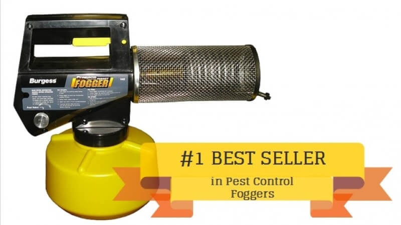 Backyard Mosquito Foggers  TOP 4 Best Mosquito Foggers Propane and Electric