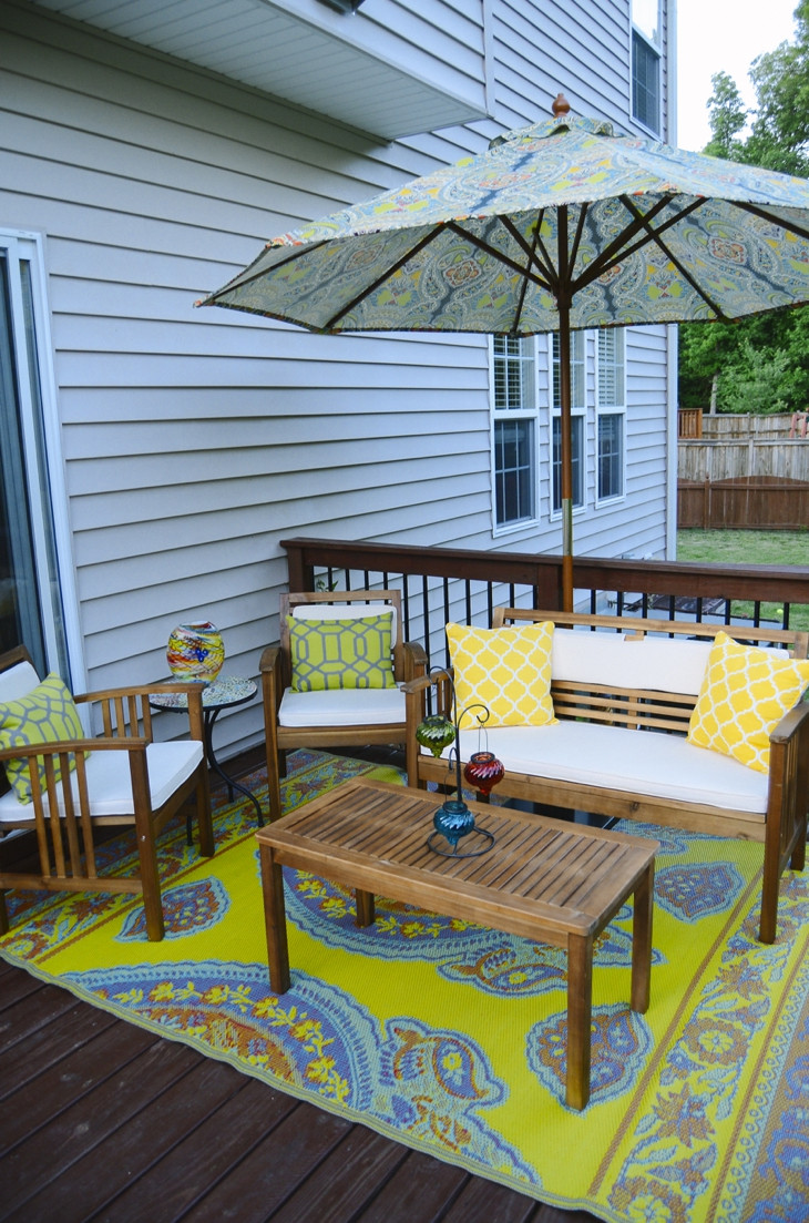 Backyard Table Ideas  Make an Exciting Zone in Your Patio with World Market