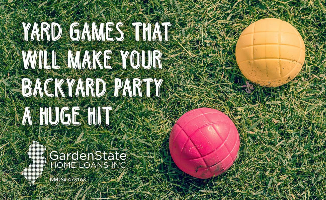 Backyard Video Games  Yard Games That Will Make Your Backyard Party a Huge Hit