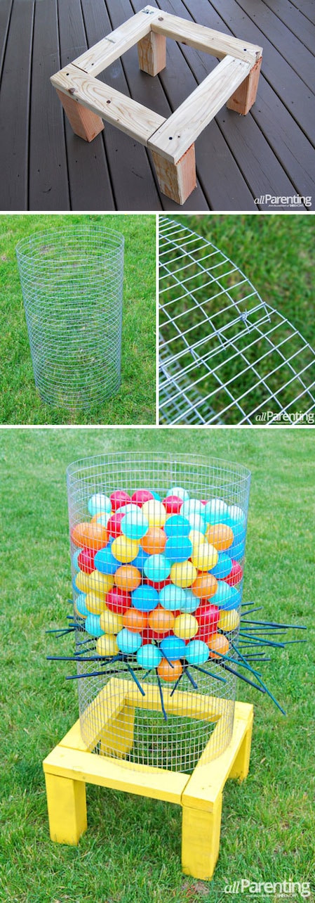 Backyard Video Games  32 Fun DIY Backyard Games To Play for kids & adults