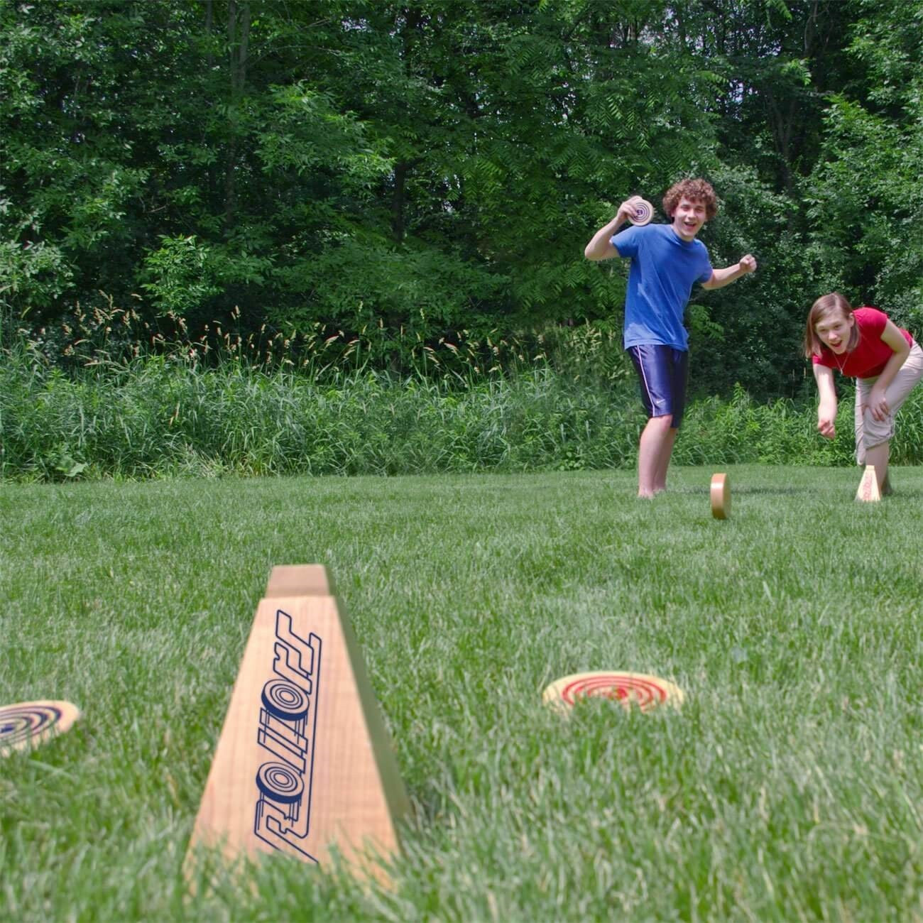 Backyard Video Games  Top 10 Backyard Party Games for All Ages
