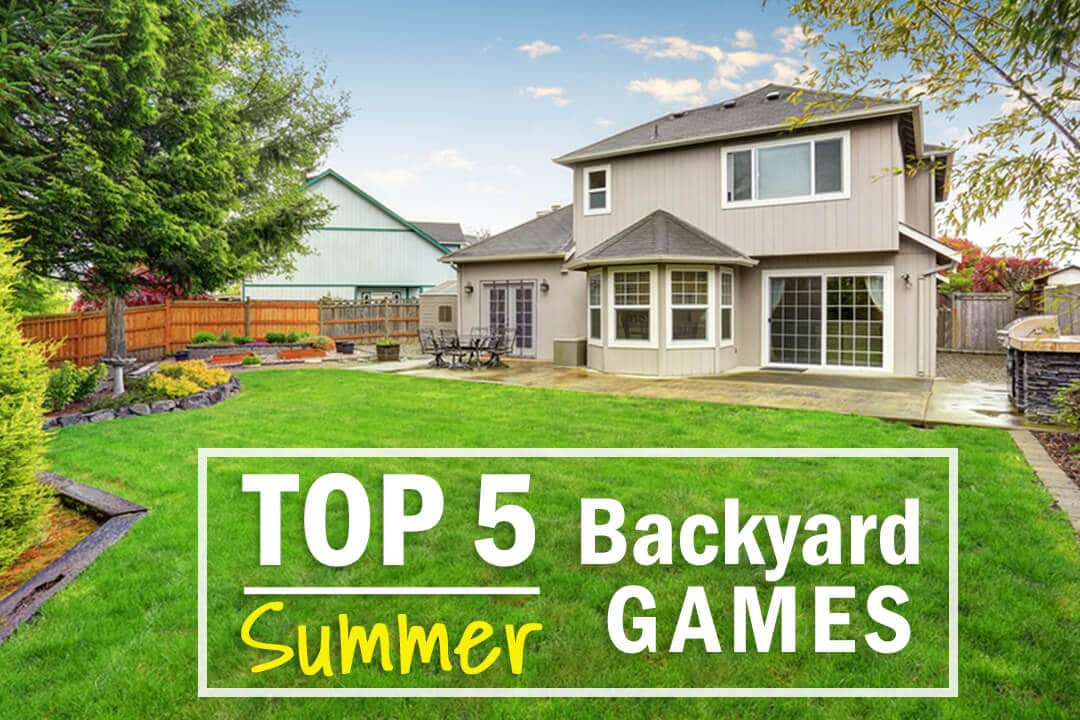 Backyard Video Games  Top 4 Outdoor Game bo Sets including Lawn & Toss bo Sets