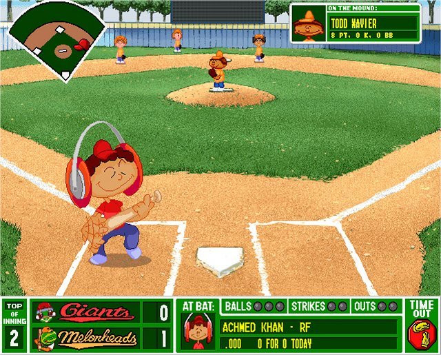 Backyard Video Games  Backyard Sports Video Game TV Tropes