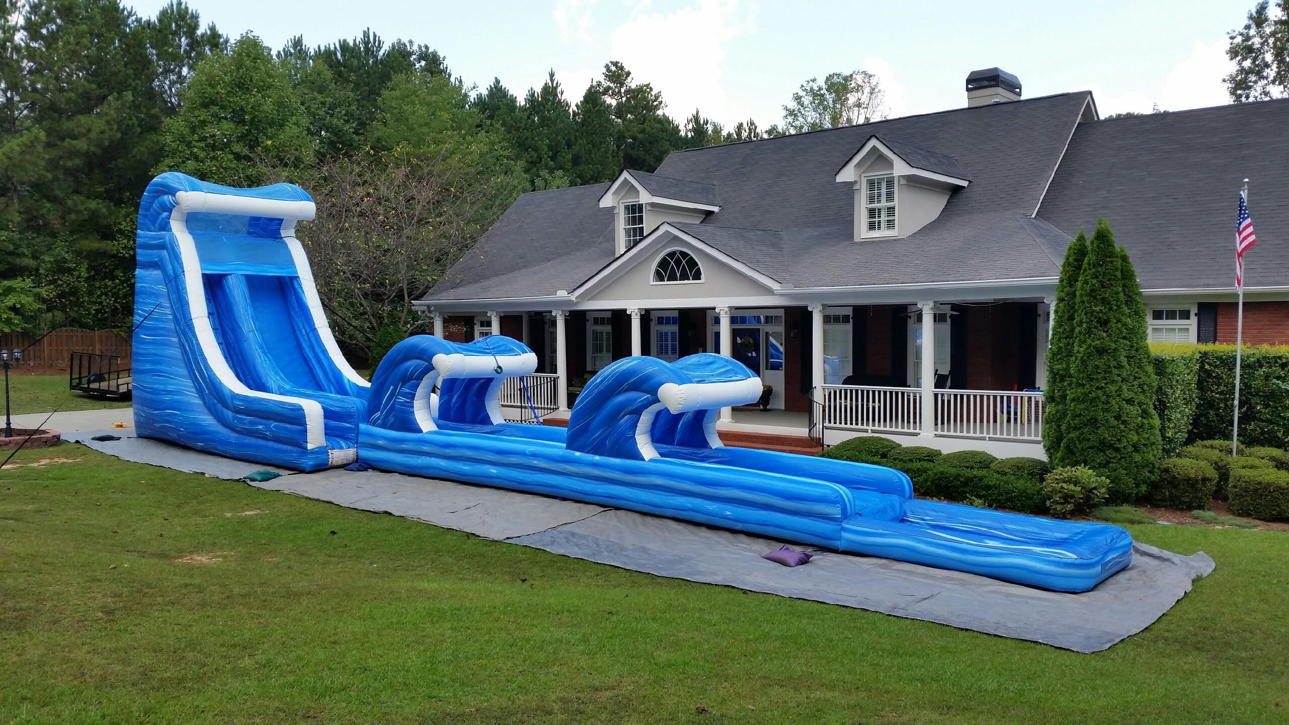 Backyard Water Slides For Sale  Inflatable Water Slide Manufacturer in USA