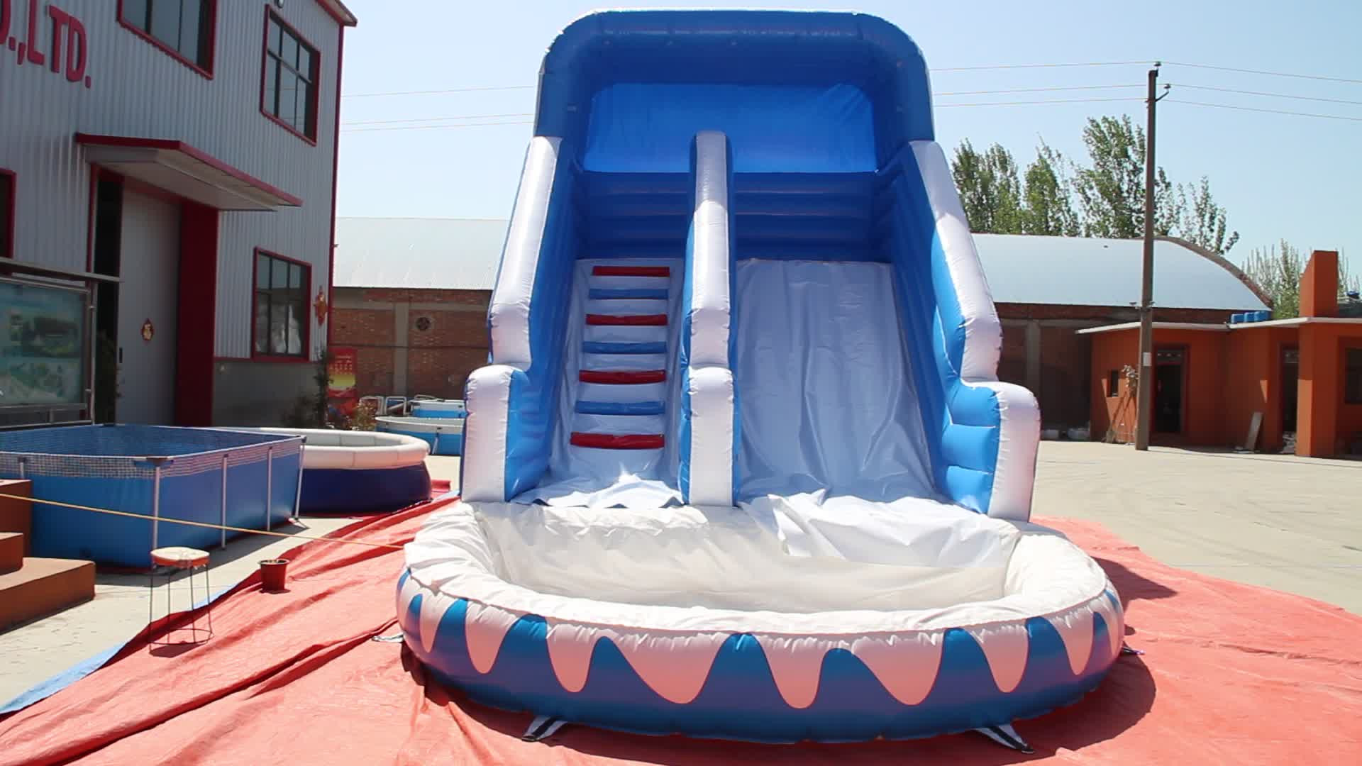 Backyard Water Slides For Sale  mercial Outdoor Big Huge Giant Inflatable Water