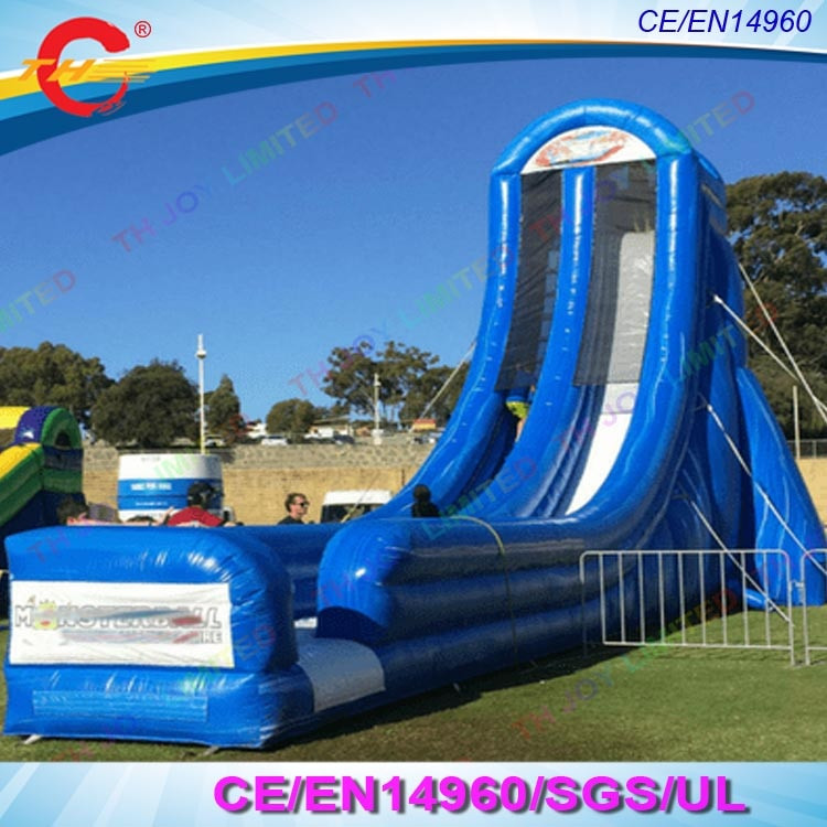 Backyard Water Slides For Sale  Free sea shipping 2018 new design giant Inflatable Slide